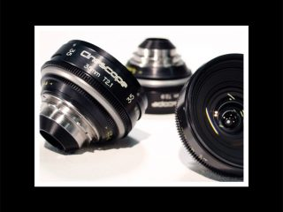 Cinescope Optics Lens